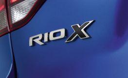 KIA Rio X