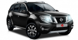 Nissan Terrano - изображение №2